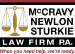 McCravy Newlon and Sturkie Law Firm, P.A. ( Greenwood,  SC )