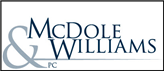 McDole & Williams, PC (Marshall,  TX)