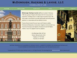 McDonough, Hacking & Lavoie, LLC (Boston,  MA)