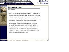 McGlashan & Sarrail A Professional Corporation (San Mateo, California)