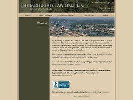 McHughes Law Firm, PLLC(Little Rock, Arkansas)