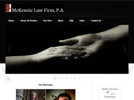 McKenzie Law Firm, P.A. (Pensacola,  FL)