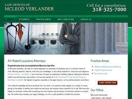 McLeod Verlander (Monroe, Louisiana)