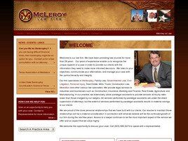 McLeroy Law Firm (Mount Pleasant,  TX)