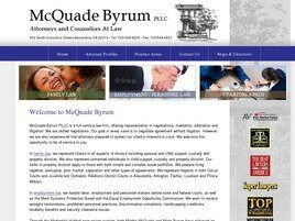 McQuade Byrum P.L.L.C. ( Washington,  DC )