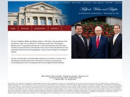 Mefford, Weber and Blythe, P.C. (Auburn, Indiana)