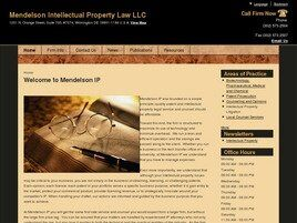 Mendelson Intellectual Property Law LLC (Chicago,  IL)