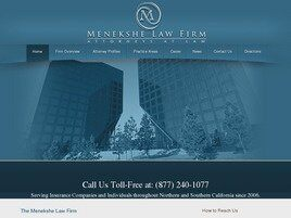 Menekshe Law Firm (Campbell,  CA)