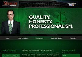 Mercer Law Firm P.C.(McAlester, Oklahoma)