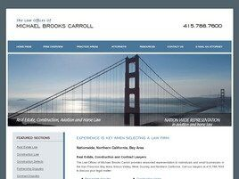 The Law Offices of Michael Brooks Carroll (Oakland,  CA)