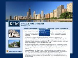 Michael C. Kim & Associates ( Chicago,  IL )