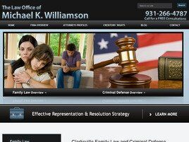 The Law Office of Michael K. Williamson (Dickson,  TN)