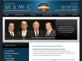 Law Offices of Michelizzi, Schwabacher, Ward & Collins (Lancaster,  CA)
