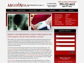 Miller & Ayala, LLP (Fresno, California)
