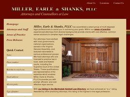 Miller, Earle & Shanks, PLLC (Harrisonburg,  VA)