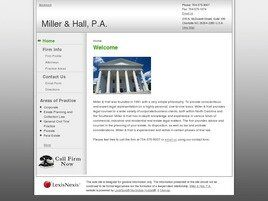 Miller & Hall, P.A. (Charlotte, North Carolina)
