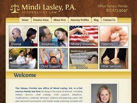 Mindi Lasley, P.A. (Tampa, Florida)