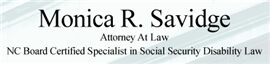 Monica R. Savidge, Attorney at Law ( Jacksonville,  NC )