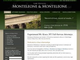 Monteleone & Monteleone (Mount Kisco, New York)