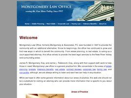 Montgomery Law Office(Blacksburg, Virginia)