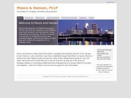 Moore & Hansen, PLLC (Minneapolis,  MN)