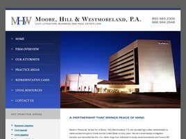 Moore, Hill & Westmoreland, P.A. ( Pensacola,  FL )