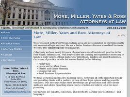 More Miller & Yates Attorneys at Law (Fort Wayne,  IN)