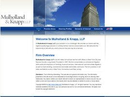 Mulholland & Knapp, LLP (New York,  NY)