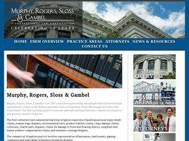 Murphy, Rogers, Sloss, Gambel & Tompkins,A Professional Law Corporation (New Orleans,  LA)
