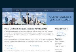 N. Dean Hawkins & Associates, Inc. (Dallas,  TX)