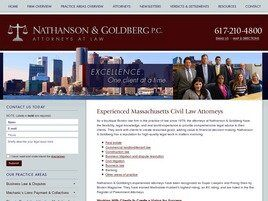 Nathanson & Goldberg A Professional Corporation (Boston,  MA)