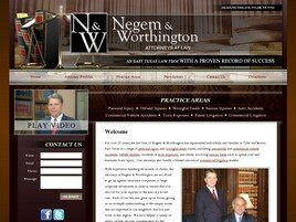 Negem & Worthington, P.C. (Mount Pleasant,  TX)
