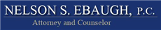 NELSON S. EBAUGH, P.C. ( Houston,  TX )