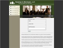 Newman & McIntosh, LLC (Washington,  DC)