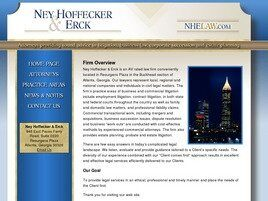 Ney Hoffecker & Erck (Atlanta, Georgia)