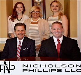 Nicholson Phillips LLC (Cartersville,  GA)