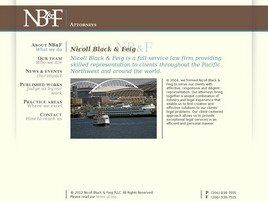Nicoll Black & Feig PLLC (Seattle, Washington)