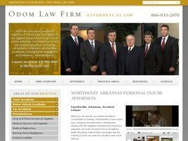 Odom Law Firm, P.A. (Springdale,  AR)