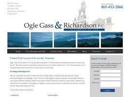 Ogle, Gass & Richardson, P.C. ( Knoxville,  TN )