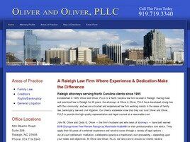 Oliver and Oliver, PLLC ( Raleigh,  NC )