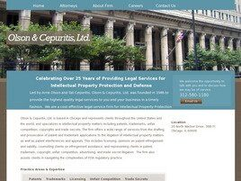 Olson & Cepuritis, Ltd. ( Chicago,  IL )