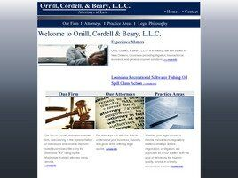 Orrill & Beary, LLC (New Orleans,  LA)