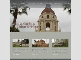 Palermo, Barbaro, Chinen & Pitzer, LLP (Los Angeles Co.,   CA )