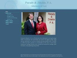Parady & Zikakis, P.A. (Broward Co.,   FL )