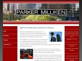 Parker, Milliken, Clark, O'Hara & Samuelian A Professional Corporation (Los Angeles, California)