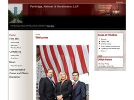 Partridge, Ankner & Horstmann, LLP(Boston, Massachusetts)