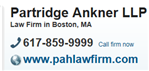 Partridge Ankner LLP (Boston, Massachusetts)