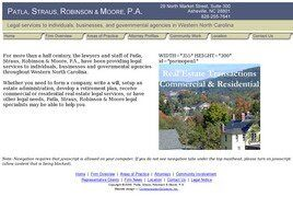Patla, Straus, Robinson & Moore, P.A. (Hendersonville,  NC)
