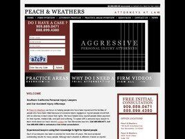 Peach & Weathers A Law Corporation(San Bernardino, California)