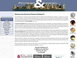 Pecoraro & Schiesel, LLP Attorneys at Law (New York,  NY)